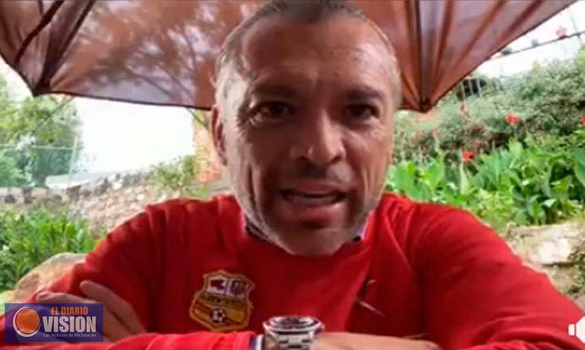 José Luis Higuera, descartó la llegada Rodolfo Vilchis y Gabriel Achilier al Atlético Morelias