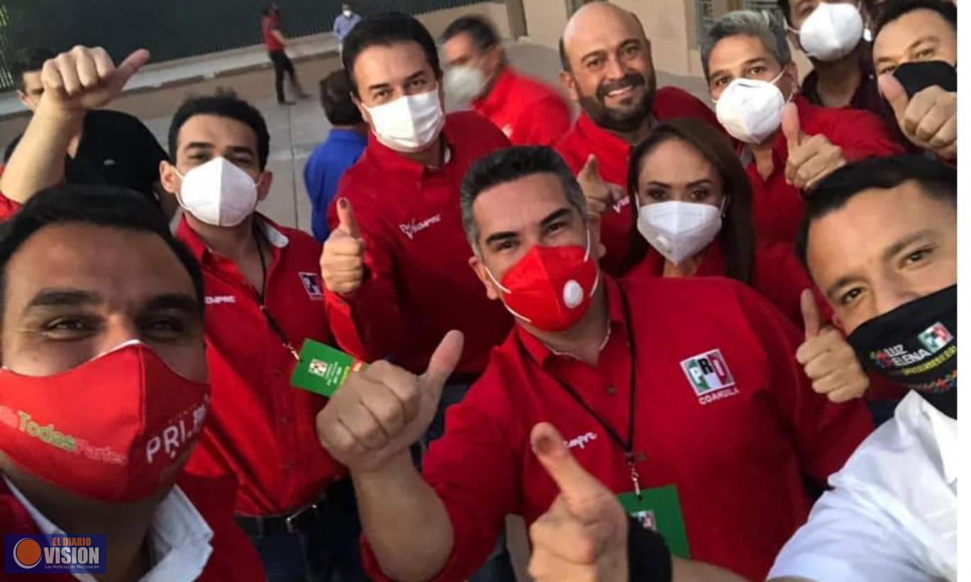 El PRI arrasa en las elecciones de Coahuila e Hidalgo